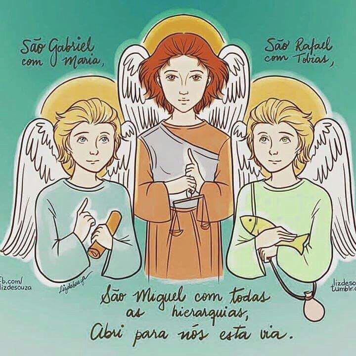São Gabriel com Maria